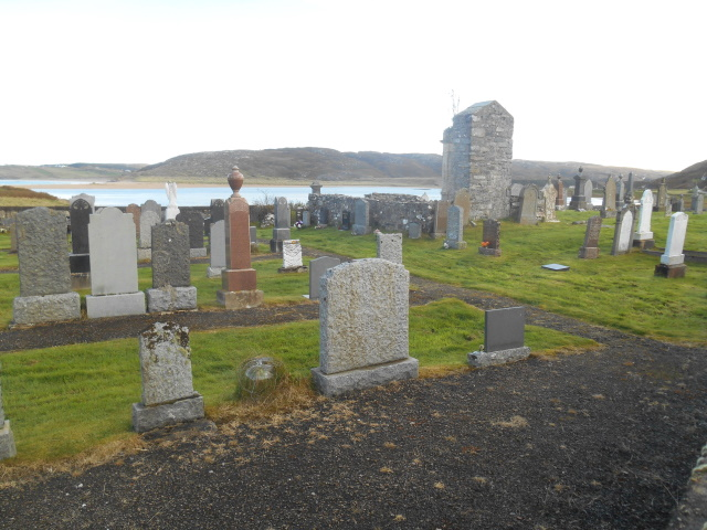 Torrisdale cemetery