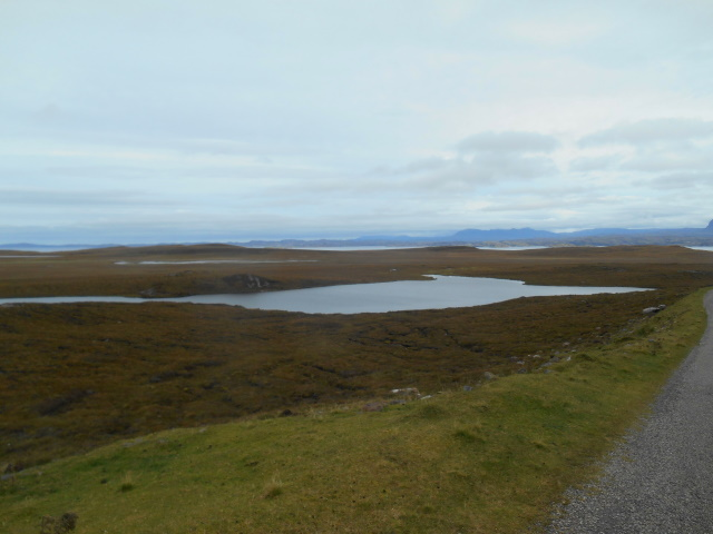 Lochans and mountains