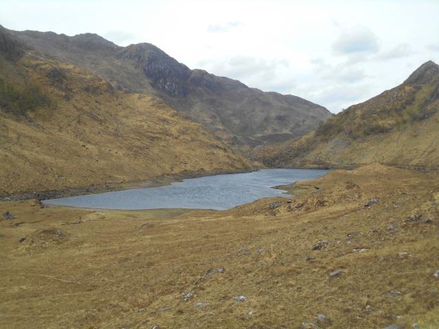 Lower Dubh Lochain