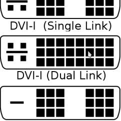 Dvi To Vga Pinout Diagram Chevy Venture Power Window Wiring Common Plugs And Connectors Helpful Connector Variants Male