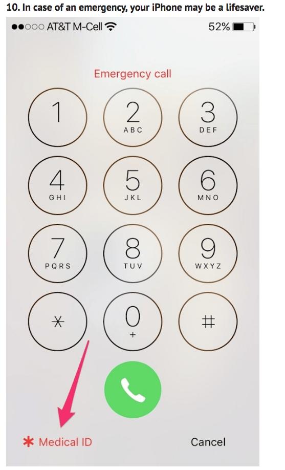 Enhanced 911