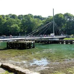 The Caernarfon Swing Bridge