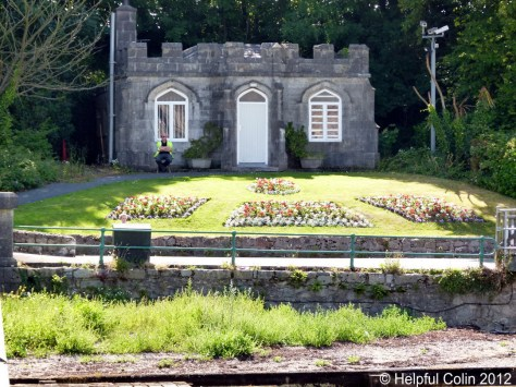 Caernarfon Swing Bridge Keeper's Lodge