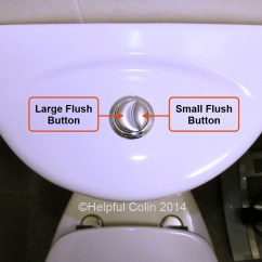 Diagram Of A Toilet Flush System Honda Ridgeline Serpentine Belt Dual Cistern Lid Removal - Helpful Colin