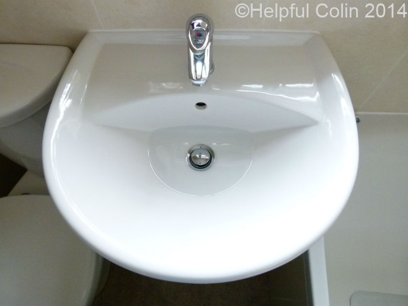 Unblocking My Wash Basin Drain