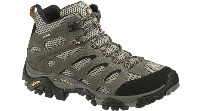 Merrell Boots Let In Water