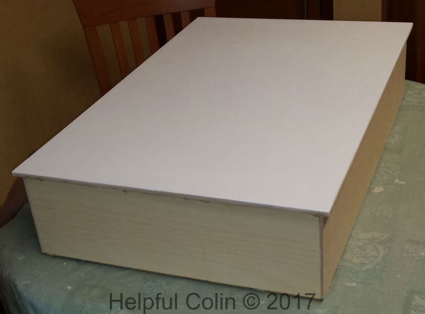 Painted Insulated Loft Trapdoor