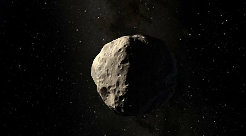 Asteroid 2014 UR116 Will Cross Earth's Orbit