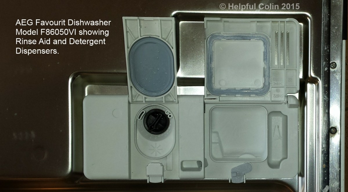 Dishwasher Rinse Aid Dispenser Catch Repair