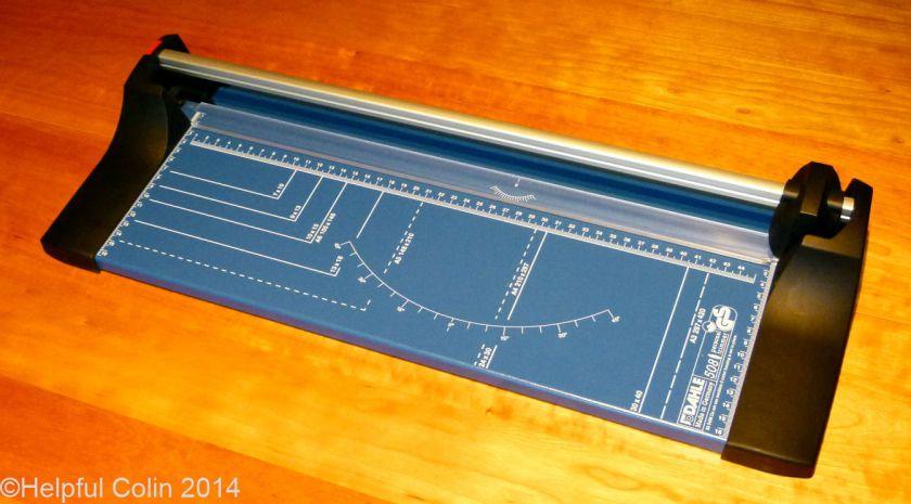 long thin calendar