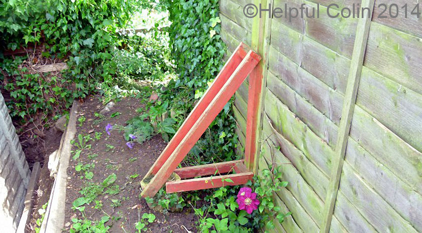 Repairing Broken Timber Fence Posts