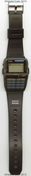 Casio Databank Watch