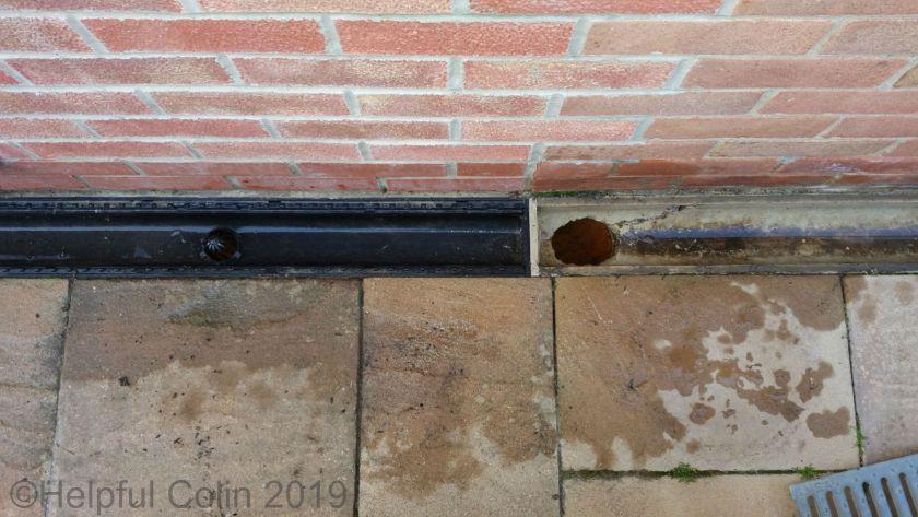 inline drain