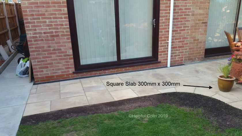 riven patio extension