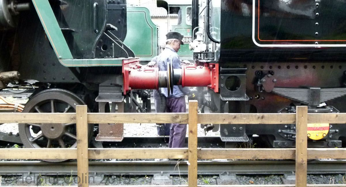 GCR Autumn Steam Gala 2019