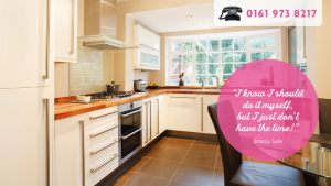 Helpful Home - Clean Kitchen 1 - 01619738217