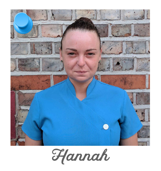 Helpful Home Cleaner Named Hannah