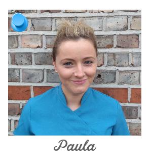 Helpful Home Cleaner Named Paula