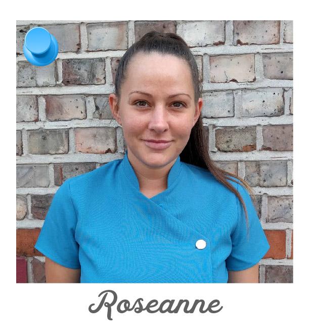 Helpful Home Cleaner Named Roseanne
