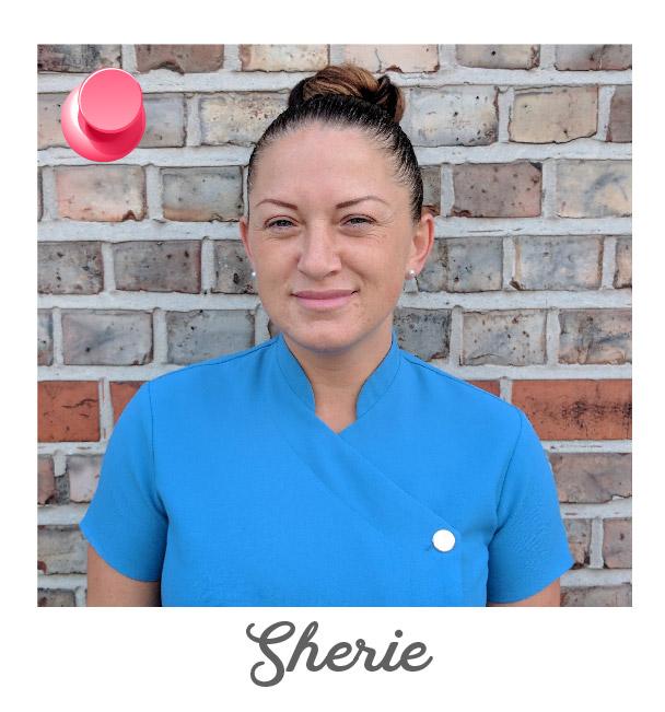 Helpful Home Cleaner Named Sherie