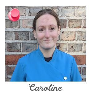 Helpful Home Cleaner Named Caroline