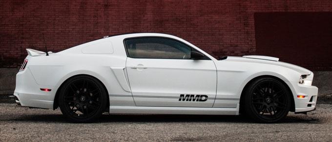 mmd is giving away muscle mustangs