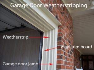 How to Replace Garage Door Weatherstripping  Garage Doors