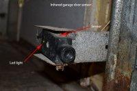 How to Fix Garage Door Opener Sensors   Garage Doors ...
