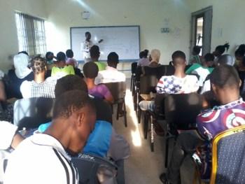Bolga New Classroom