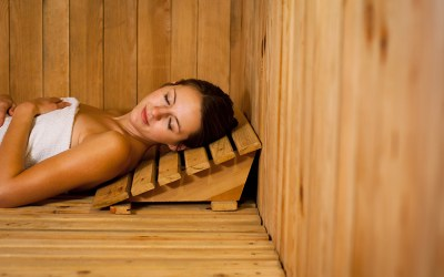 Could Some Sauna Time Tame Your Tinnitus?