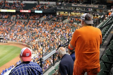 Sober fun at Camden Yards (video) 15
