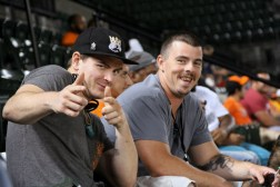 Sober fun at Camden Yards (video) 3