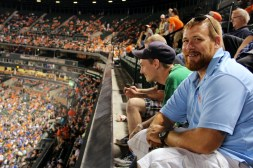 Sober fun at Camden Yards (video) 5