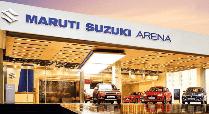 Maruti Showroom in Jaipur