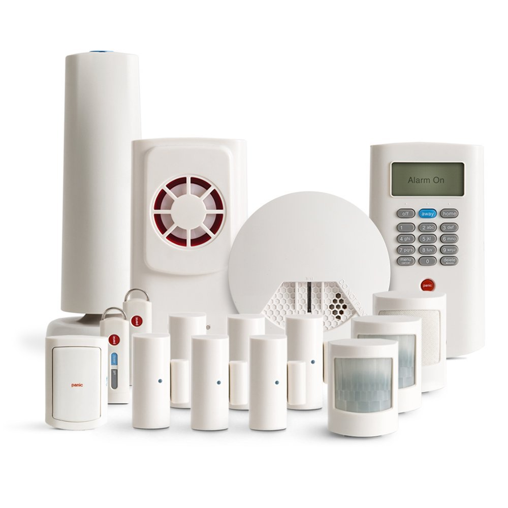 Wireless Home Security System Reviews 2017