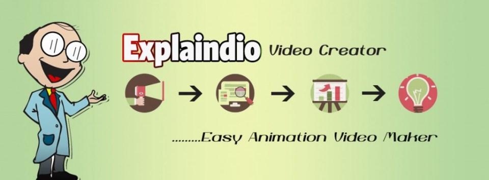 Explaindio Video Creator - Help Media Network