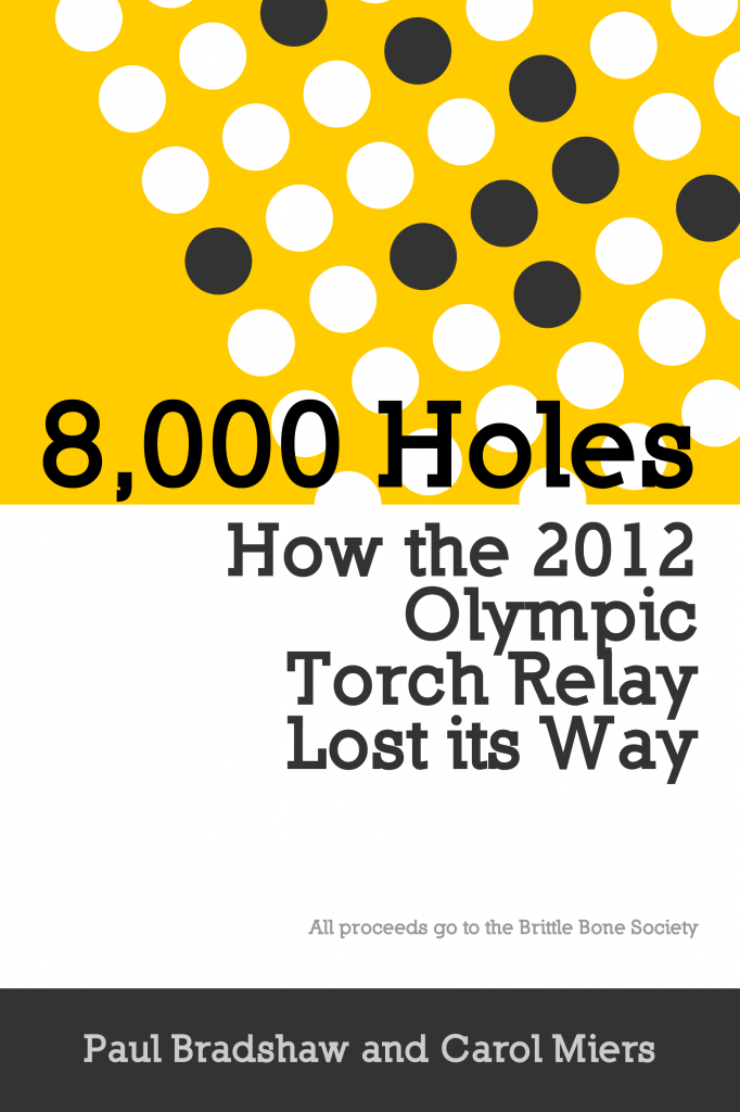 8000 Holes - book cover