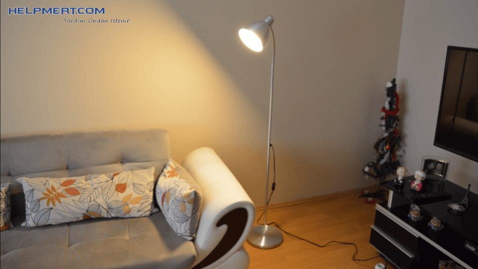 LERSTA Yer Ve Okuma Lambası Kutu Açılışı ve Montajı