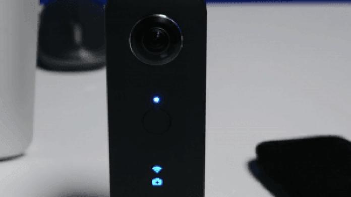 Ricoh Theta S 360 Kamera İncelemesi