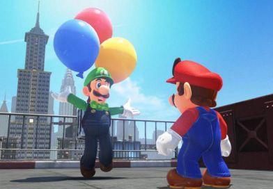 Super Mario Odyssey: Patch 1.2 Featuring Luigi