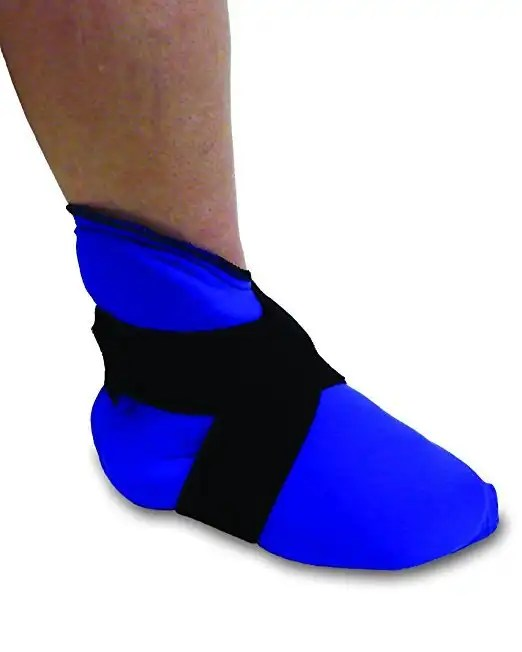 elastogel ankle wrap