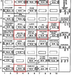 2002 buick regal fuse box diagram 2002 buick lesabre fuse box 2002 buick regal diagram 2002 [ 914 x 1078 Pixel ]
