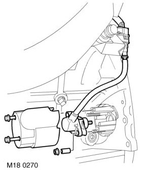 Land Rover Discovery Brake Master Cylinder Diagram