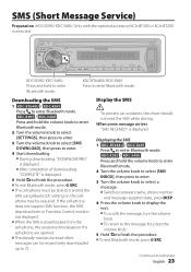 Kenwood Kdc X395 : kenwood, Kenwood, KDC-X395, Support, Manuals