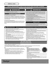 Insinkerator Badger 500 Manual : insinkerator, badger, manual, Badger, 500-1, Reset, Button, InSinkErator