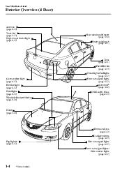2004 Mazda 3 Fuse Diagram / Mazda 3 Fuse Box Location