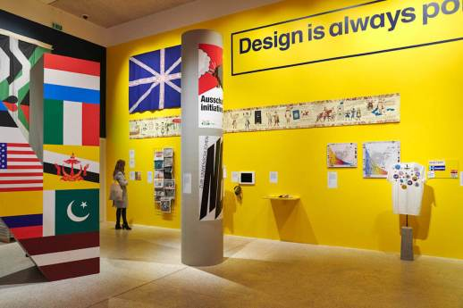 how graphic design influences culture