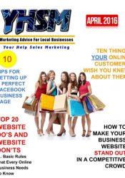 YHSM Marketing April 16