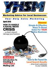 YHSM Magazine April 15