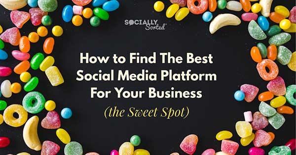 How to find the Best Social Media Platform for Your Business Find The Best Social Media Platform